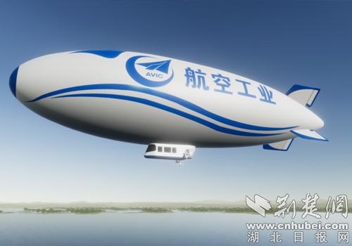 滚动播报    3500立方米民用载人飞艇是中国特种飞行器研究所(航空图片