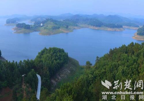 随城山国家生态公园为随州森林城市增添神韵,大贵寺,七尖峰省级森林
