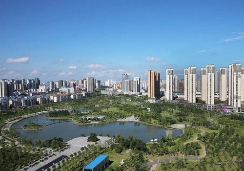 襄阳市加快推动绿色发展 守护湖北